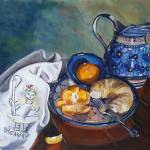 """Breakfast: Polish Pottery XXX©"" by 88heather"