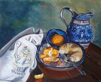 Breakfast: Polish Pottery XXX©