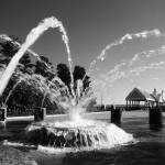 """Waterfront Fountain No. 1"" by PadgettGallery"