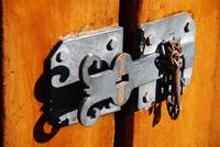 Queen Street Latch No. 3