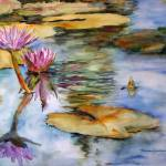 """""""Lily Pair"""" by schulmanart"""
