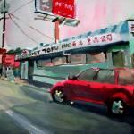 """Drive-byTofu"" by KATEBARBER"