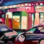 """Market Parking"" by KATEBARBER"