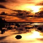 """Late Sunrise Over Snake Island"" by RichardBaumer"