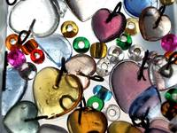 Hearts of Glass and Circles of Love