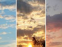 Phases of the Sunset