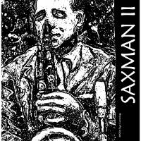"""Saxman II Poster"" by Faye Cummings"