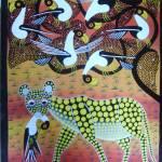 """leopard"" by saidart"