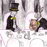 """A Mad Tea Party"" by Alea"