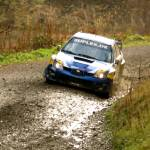 """Wales Rally GB - Crychan - 41"" by newformula"