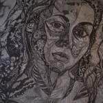 """Self Portrait #2"" by sbg"