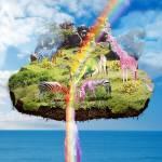 """Rainbow Island"" by coljay"