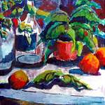 """Still life with fruit"" by sboyle"