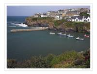 Port Isaac, Cornwall UK