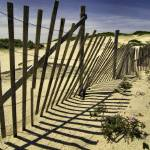 """Fence in the Dunes"" by PJPHOTO"