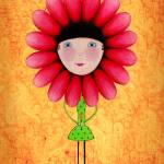 """Blue Eyed Daisy"" by SarahFisher"