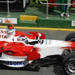 """Toyota - Jarno Trulli"" by achinnick"
