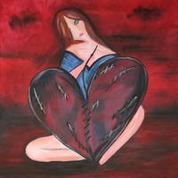 MENDED HEART by Brandy Wood