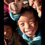 """Happy kids in Tibet"" by ExposedPlanet"
