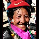 """Globalisation: Nike woman Just does it in Tibet"" by ExposedPlanet"