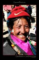 Globalisation: Nike woman Just does it in Tibet