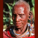 """Masai woman in Mwanga, Tanzania"" by ExposedPlanet"