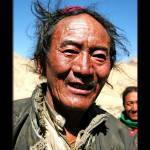 """Tibetan Farmer with wife"" by ExposedPlanet"
