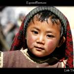 """Tibetan girl with sweater"" by ExposedPlanet"