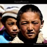 """Street kids in Tingri, Tibet"" by ExposedPlanet"