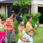 """Songkran Dance at Le Meridien Khao Lak Beach & Spa"" by takau99"