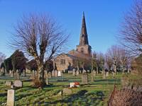 St Mary's Church, Marston-on-Dove  (11171-RDA)
