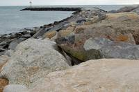 Rock Jetty Scituate