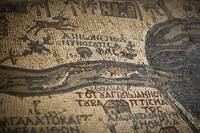 Madaba Mosaic of Holy Land
