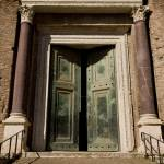 """Doors in Roman Forum"" by dbhalbur"