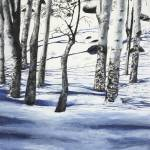 """""""Winter Tranquility"""" by MeroeArtistGroup"""