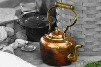 Copper Kettle B&W