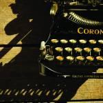 """Corona Typewriter 2"" by wouinet"