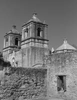Mission Concepcion: Black and White