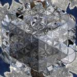 """Sacred Geometry: Cube"" by jgwhitney"
