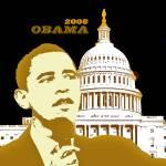 """""""Obama 2008"""" by FarajB"""