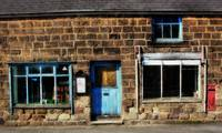Little Eaton Post Office, Derbyshire