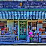"""Rowsley Country Store"" by jonathangill"