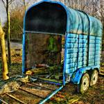 """Horse Trailer"" by jonathangill"