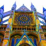 """Psychedelic Abbey"" by SteveWalton"
