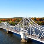 """East Haddam Swing Bridge"" by juniperlight"