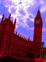 Colorful Big Ben 2