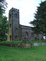 Calke Abbey Church  (11350-RDA)