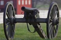 1DH400 Cannon at Gettysburg