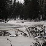 """Frozen River"" by Hevans"