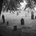 """Plymouth Cemetery"" by esotericus"